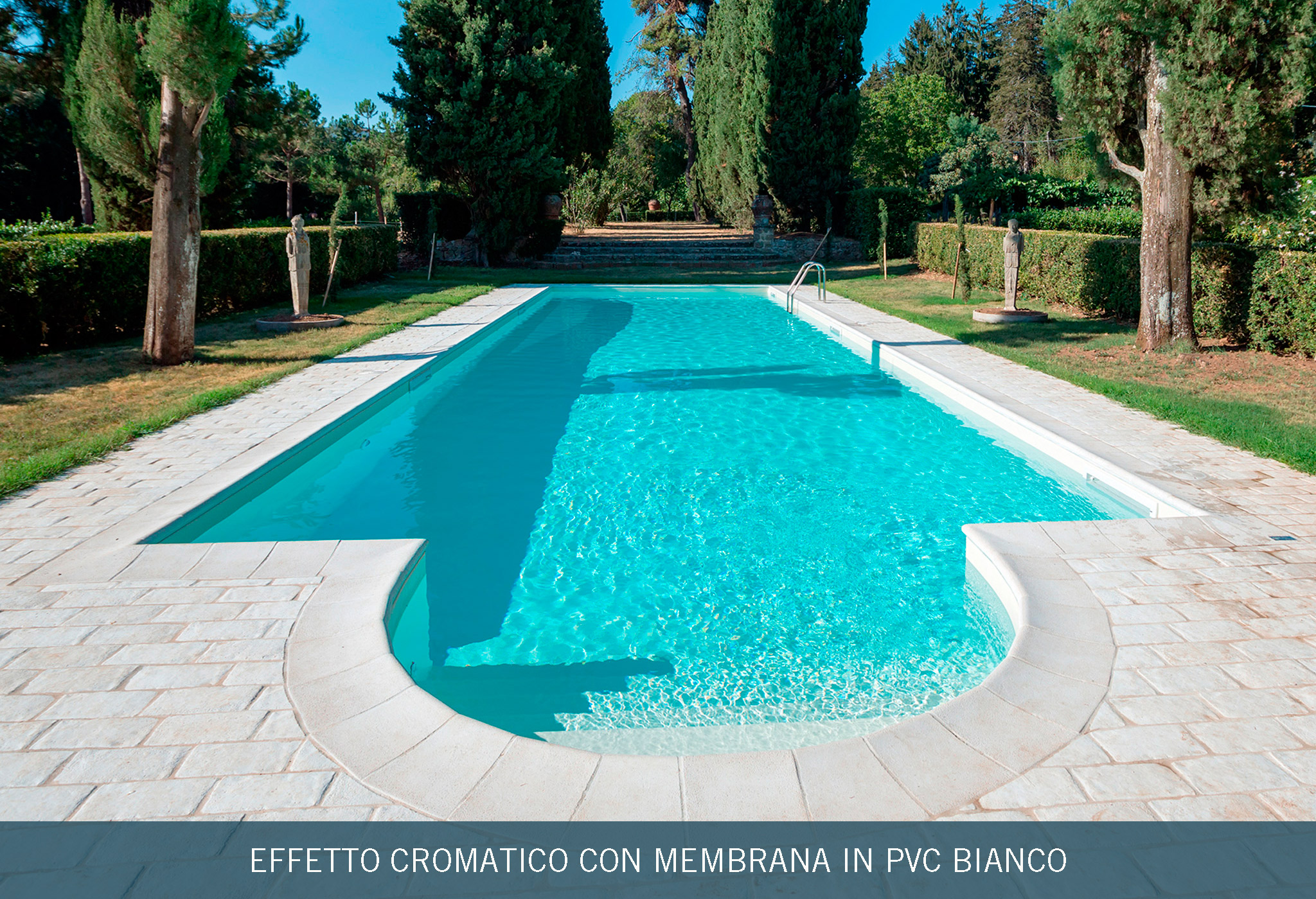 Rivestimento piscina cheminfaisant for Rivestimento piscina